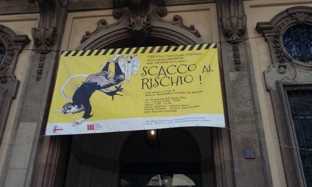 """Visita alla mostra in Milano """"Scacco al rischio"""""""