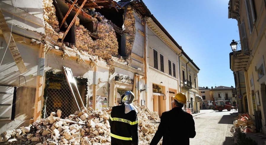 Le compagnie assicurative e l'analisi del rischio sismico