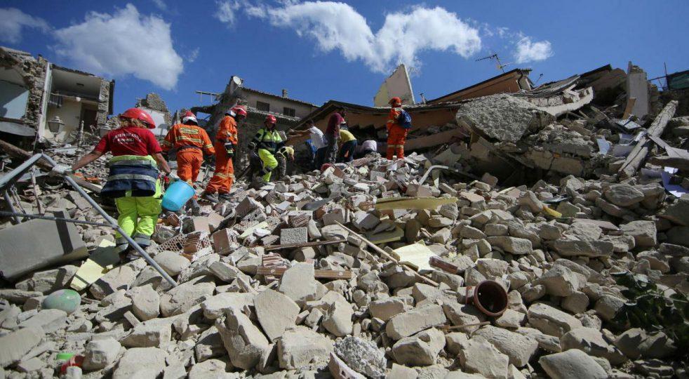 Terremoto in Centro Italia: ennesima occasione mancata