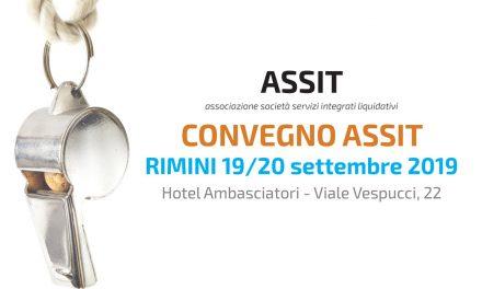 CONVEGNO ASSIT – RIMINI 19-20 SETTEMBRE 2019